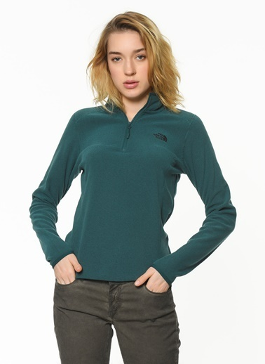The North Face Sweatshirt Yeşil